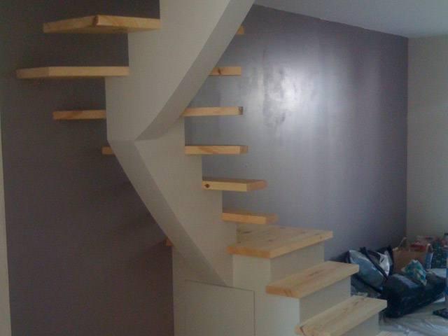 escaliers ile d'oleron