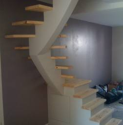 escaliers Ile de Ré
